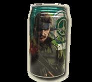 Peace Walker Soda Can