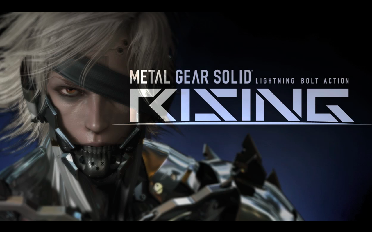 Metal gear solid rising metal gear wiki fandom powered by wikia original version and cancellation mgs rising 3 wblue voltagebd Choice Image