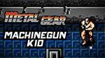 Metal Gear (PS3) - Machinegun Kid Boss Battle Gameplay Playthrough (Part 3)
