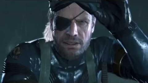 Metal Gear Solid V Ground Zeroes Japanese CM