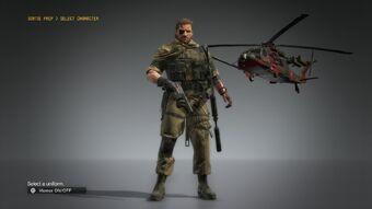 Camouflage The Phantom Pain Metal Gear Wiki Fandom