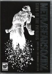 Metal Gear Saga Vol2 003