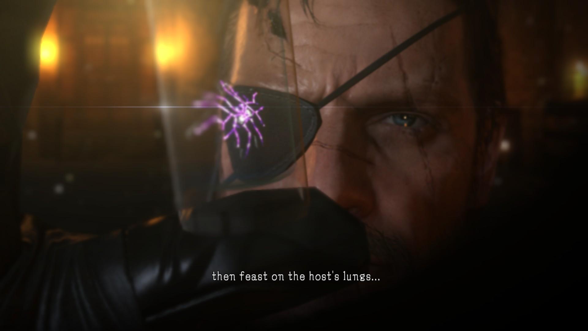 Vocal cord parasite | Metal Gear Wiki | Fandom