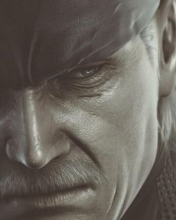 Metal gear solid 4: guns of the patriots wallpapers, video game.