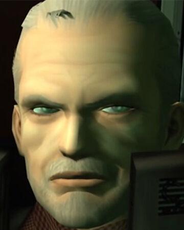 Solidus Snake Metal Gear Wiki Fandom