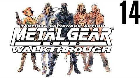 HD Metal Gear Solid - Part 14 - FOXDIE (Extreme)-1