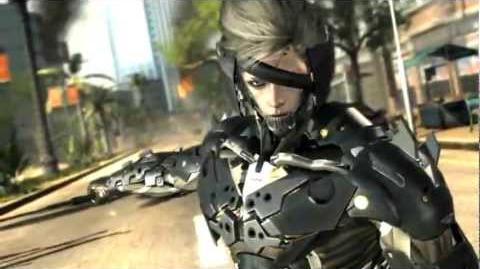 Metal Gear Rising - Action 24 7