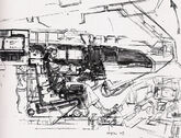 Metal Gear Solid 1 The Twin Snakes Liquid Snake in Metal Gear Rex