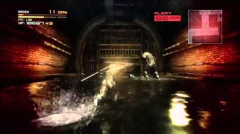 Metal Gear Rising Footage -- Bootcamp Dec. 7 2012