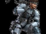 Solid Snake (Super Smash Bros.)