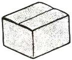 MG1 cardboard box