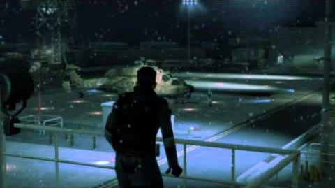 """METAL GEAR SOLID V Ground Zeroes Extended KJP """"Déjà Vu"""" Mission Trailer"""