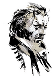 Metal Gear Solid 5 Ocelot Profile