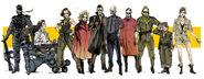 Mgspw characters
