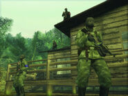 MGS3 Subsist Map S East