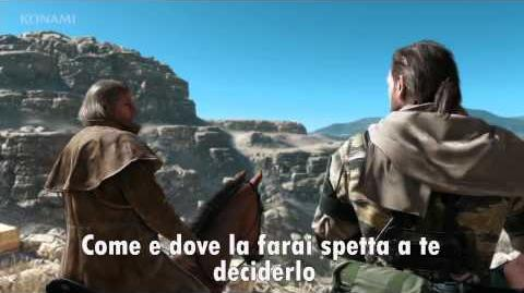 Metal Gear Solid V The Phantom Pain - E3 2013 Trailer (Extended Director's Cut) SUB ITA