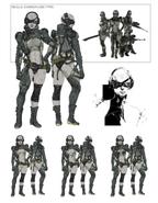 Parasite Unit | Metal Gear Wiki | FANDOM powered by Wikia