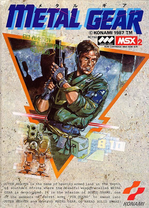 Metal Gear | Metal Gear Wiki | FANDOM powered by Wikia