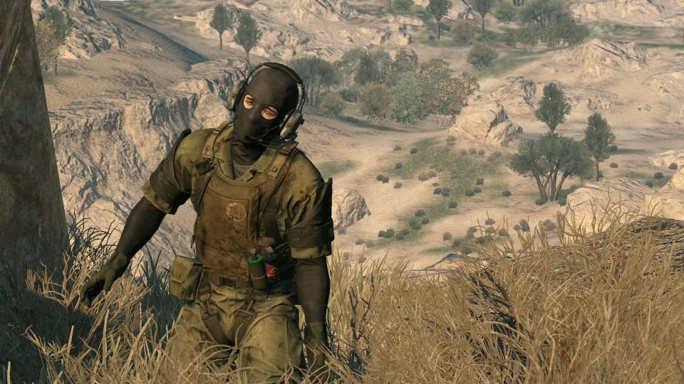 Wandering Mother Base Soldiers Metal Gear Wiki Fandom Powered By