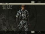 MGS3S - Bonsai Uniform 1