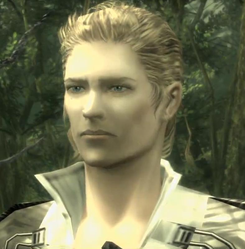 The Boss Metal Gear Wiki Fandom