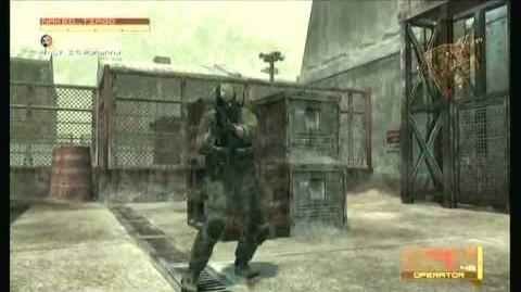 Metal Gear Online - Random Grosnyj Grad TDM
