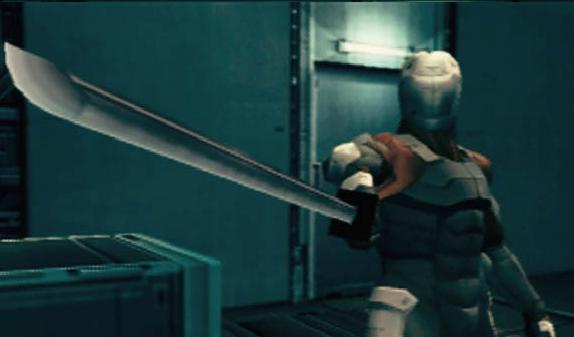 High-frequency blade | Metal Gear Wiki | FANDOM powered by Wikia