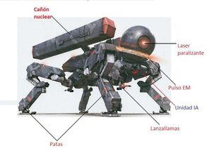 Peace Walker -arma-0