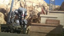 Metal Gear Sahelantropus 3