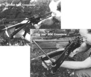 WW2 SOE Crossbows