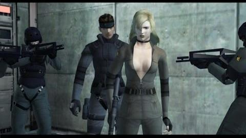 Metal Gear Solid - Sniper Wolf