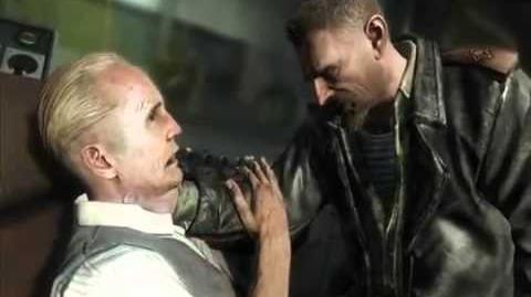 Call of Duty Black Ops Steiner Death (Mason Hudson)