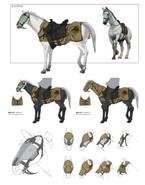 D Horse Concept 2