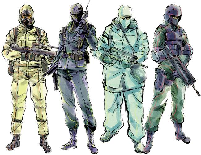 Category:Military Groups | Metal Gear Wiki | FANDOM powered