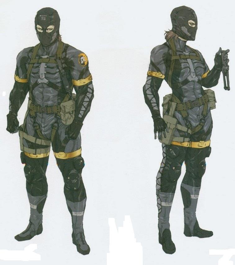 Peace Walker weapons and equipment | Metal Gear Wiki | FANDOM ...