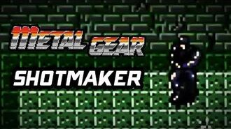 Metal Gear (PS3) - Shotmaker Boss Battle
