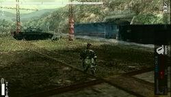 Combate T-72U