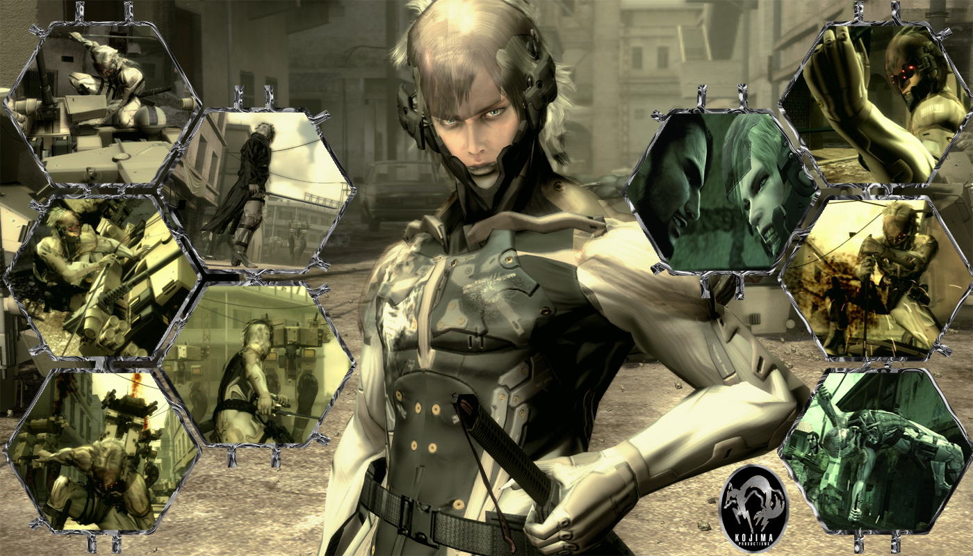 Image raiden wallpaper 2 by devilushninjag metal gear wiki raiden wallpaper 2 by devilushninjag voltagebd