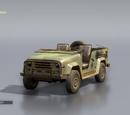 The Phantom Pain vehicles
