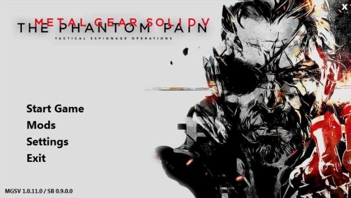 SnakeBite Mod Manager | Metal Gear Modding Wiki | FANDOM