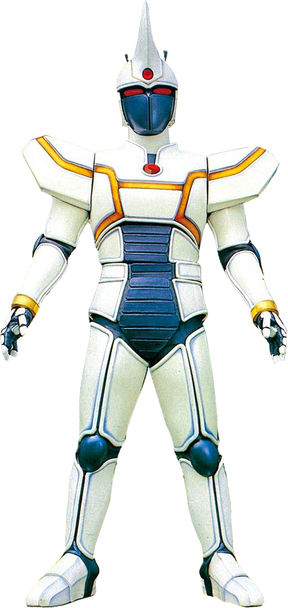 Beetleborg-white