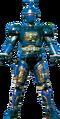 Beetleborg-blue
