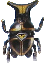 Kabuterios-Roboborg Beetle form