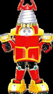 B-Robo 01-Drilltto-Kabutack