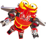 B-Robo 01-Buttobi-Kabutack Super Mode