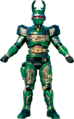 Beetleborg-green