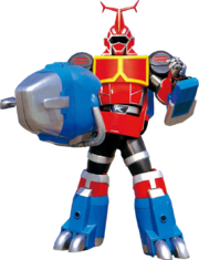 B-Robo 01-Zabutto-Kabutack Super Mode