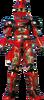 Beetleborg-red