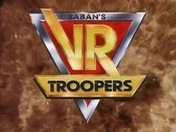 VR Troopers Logo