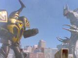 Mega Borg Power